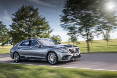 Sales launch of further S-Class models: The new S-Class Saloon family is growing