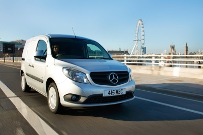 Global Success For Mercedes-Benz Vans UK Ltd