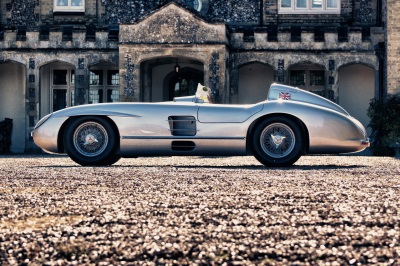 RARE MERCEDES STEAL THE SHOW AT CLASSIC RACE AARHUS AUCTION