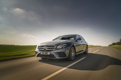 Mercedes-Benz E-Class Scoops Two Awards At 2017 Fleet World Honours