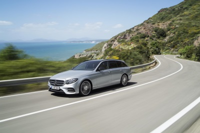 MERCEDES-BENZ ANNOUNCES UK PRICING AND SPECIFICATION FOR NEW E-CLASS ESTATE