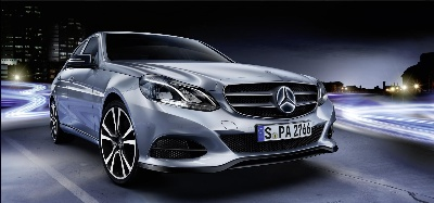 Available now from your authorised Mercedes-Benz dealer: Genuine accessories for the new E-Class