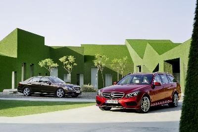 Mercedes-Benz E-Class – 2015 generation: New infotainment for the E-Class