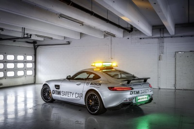 Mercedes-AMG GT S: new Safety Car for the DTM: From Formula 1® to the DTM
