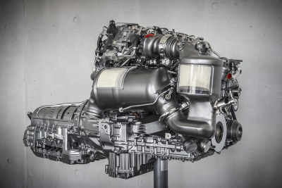 MERCEDES-BENZ INVESTS APPROXIMATELY €3 BILLION IN NEW ENGINE TECHNOLOGY