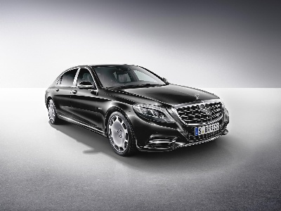 Mercedes-Benz Announces Pricing on All-New 2016MY Mercedes-Maybach S600