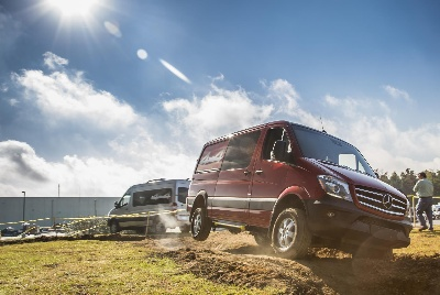 MERCEDES-BENZ VANS TO INVEST AROUND $500 MILLION IN NEW VAN PLANT IN SOUTH CAROLINA, U.S.