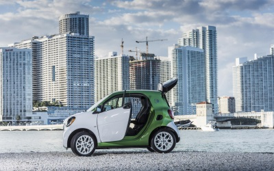 Mercedes-Benz Announces Pricing On All-New Smart Fortwo Electric Drive