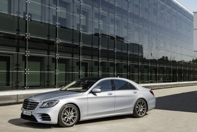 Mercedes-Benz C-Class And S-Class Win At The Inaugural Businesscar Awards