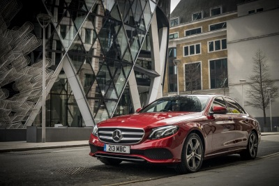 VICTORIES FOR MERCEDES-BENZ S-CLASS AND E-CLASS AT AUTO EXPRESS NEW CAR AWARDS