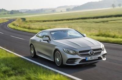 Mercedes-Benz Announces Pricing For New S-Class Coupé Range
