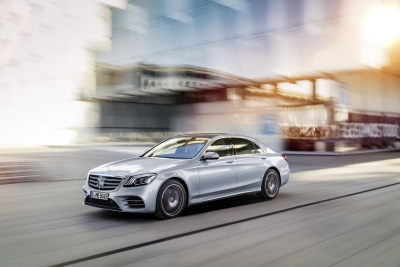 The new S-Class: Sales of the luxury saloon commence