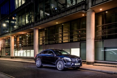 MERCEDES-BENZ DELIVERS ITS FOUR-MILLIONTH SUV IN THE STRONGEST-SELLING AUGUST