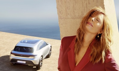 Worldwide Mercedes-Benz Fashion Activities 2017: Susan Sarandon And The Concept EQ