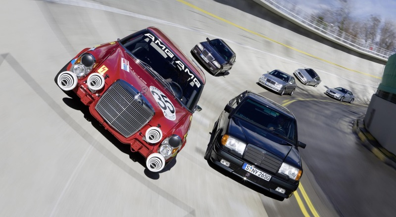 Mercedes-Benz Classic At Solitude Revival 2017 In Stuttgart: At The Centre Of The Brand's Racing History