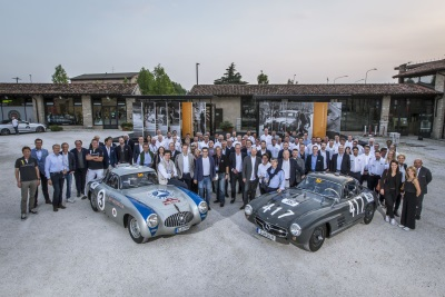 Mercedes-Benz is an Automotive Sponsor of the 2018 Mille Miglia: Continuation of an excellent partnership