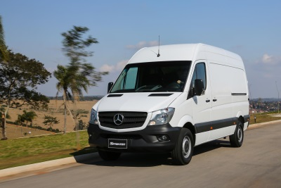 Mercedes-Benz Vans invests $150 million in the production of the next generation Sprinter in Argentina