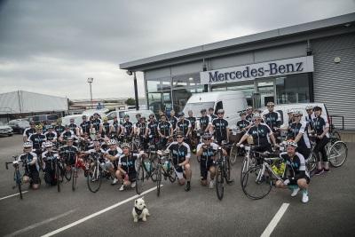 Mercedes-Benz Vans UK Colleagues Given Unlimited Volunteering Hours As Part Of New Csr Programme