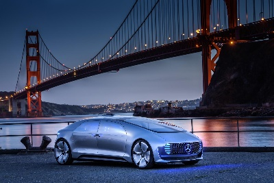 Mercedes-Benz's 'Intelligent Drive' philosophy: Intelligence = efficiency