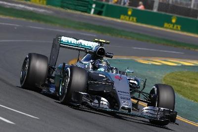 2015 Australian Grand Prix - Race