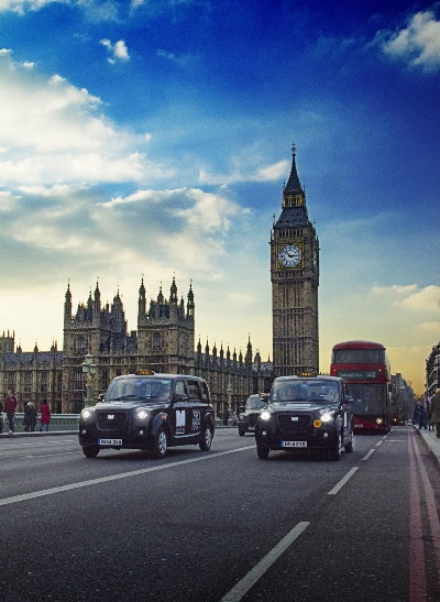 METROCAB AND COMCAB TEAM UP TO OFFER PROMOTIONAL ZERO-FARE ZERO-EMISSION RIDES IN CENTRAL LONDON