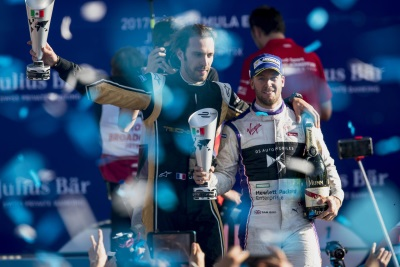 Mexico City Sees DS Virgin Racing Move Up To 3rd Position In The Championship Race