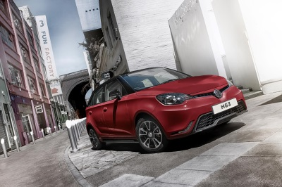 MG MOTOR UK GEARED UP FOR A SUCCESSFUL SEPTEMBER