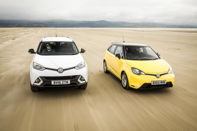 MG Gears Up For Further Expansion In Northern Ireland With Dealer Appointment