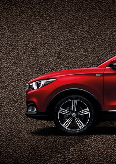 All-New Compact-SUV Heralds State-Of-The-Art Design Philosophy For MG
