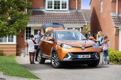Calling All Half-Term Heroes – The MG GS Is The Car For You!
