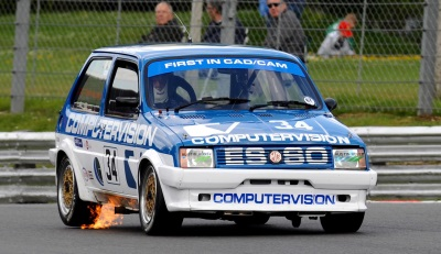 THE RETURN OF THE ONCE MIGHTY MG METRO TURBOS