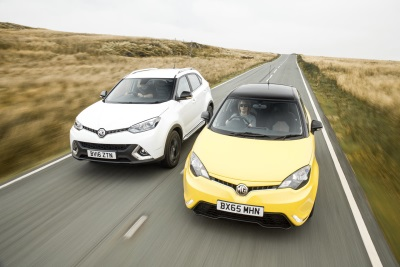 MG Motor UK Hots Up For July