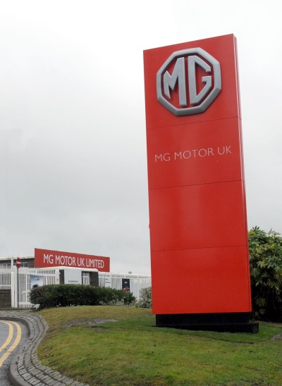 MG MOTOR UK HELPS TO SET INTERNATIONAL AUTOMOTIVE SAFETY STANDARDS