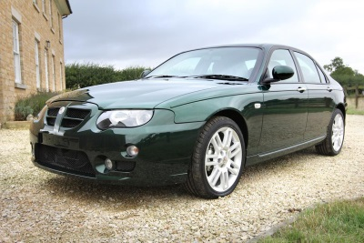 'BRAND NEW' MG ZT FOR SALE