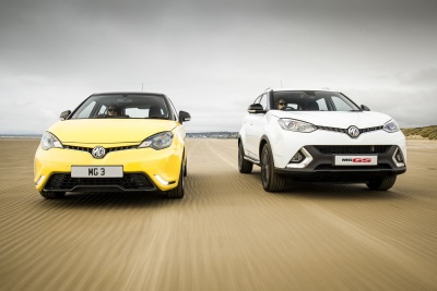 Simple Scrappage Scheme Boosts Record MG Growth