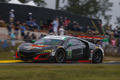 Michael Shank Racing, Acura Find Speed, Disappointment At Road Atlanta