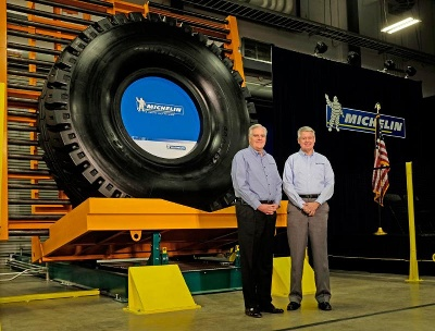 MICHELIN OPENS NEW SOUTH CAROLINA MANUFACTURING PLANT