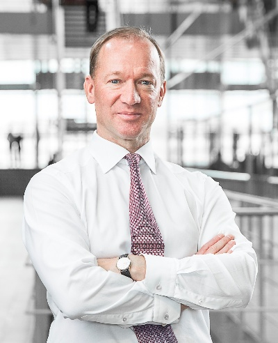 McLAREN AUTOMOTIVE APPOINTS MIKE FLEWITT AS CHIEF EXECUTIVE OFFICER