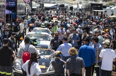Military Appreciation Day At Mazda Raceway Laguna Seca Set For September 23 During Continental Tire Monterey Grand Prix