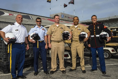 FREE ADMISSION FOR MILITARY IN UNIFORM FOR PIRELLI WORLD CHALLENGE