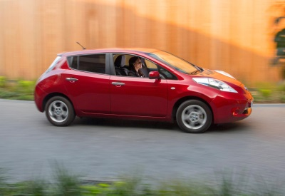 76 PERCENT OF MILLENNIALS SAY DRIVING AN ECO-FRIENDLY CAR IS THE PRIMARY ACTION THEY'D TAKE TO MAKE THEIR LIVES GREENER