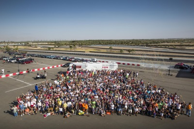 MINI TAKES THE STATES 2016 RALLYS TO A BITTERSWEET FINISH IN PALM SPRINGS