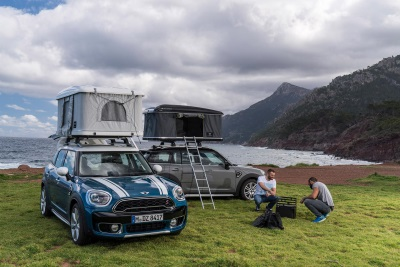 New Special Edition Autohome Roof Tent For Mini Countryman