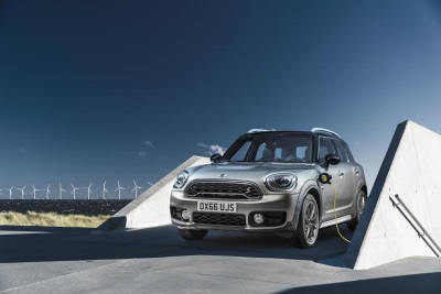 Pricing Revealed For The New Mini Cooper S E Countryman All4