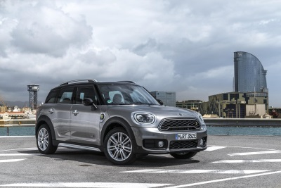 Mini Cooper S E Countryman All4 UK Premiere At Goodwood Festival Of Speed 2017