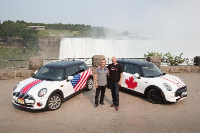 MINI TAKES THE STATES COMES TO A CLOSE AFTER AN EPIC CROSS-COUNTRY JOURNEY