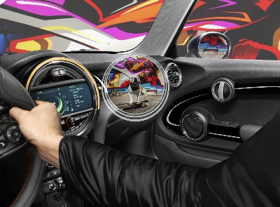 MINI AUGMENTED VISION: A REVOLUTIONARY DISPLAY CONCEPT OFFERING ENHANCED COMFORT AND SAFETY