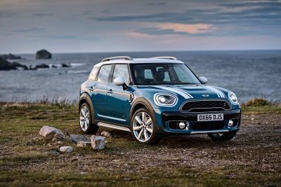 Mini Countryman Earns Top Safety Pick Award By The Insurance Institute For Highway Safety