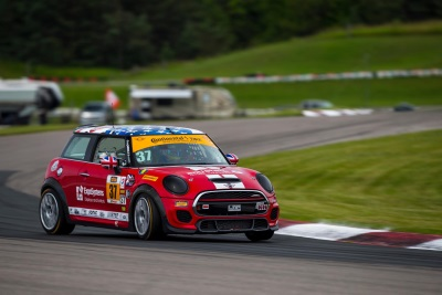 Mini JCW Team Revs Up For Lime Rock After Two Consecutive Commanding Performances At Watkins Glen And Mosport