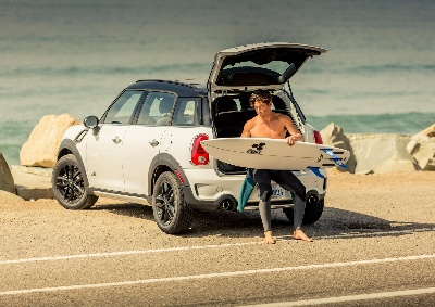 'THE MINI' – THE WORLD'S FIRST MINI DESIGNED SURFBOARD